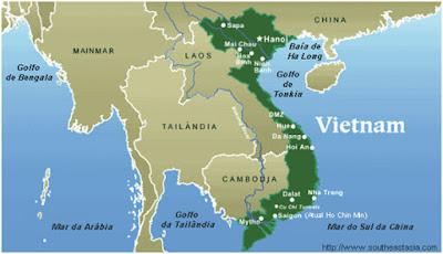 Retrospectiva geopolítica de Vietnam