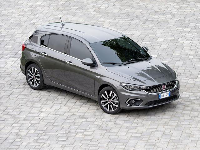 Novo Fiat Tipo 2017: fotos e informações de versões