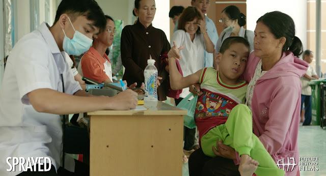 'SPRAYED: Un cuento tóxico', el documental que muestra el impacto de fumigaciones sobre poblaciones civiles