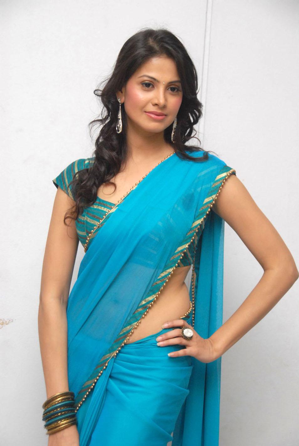 Tanisha singh navel - 2 part 6