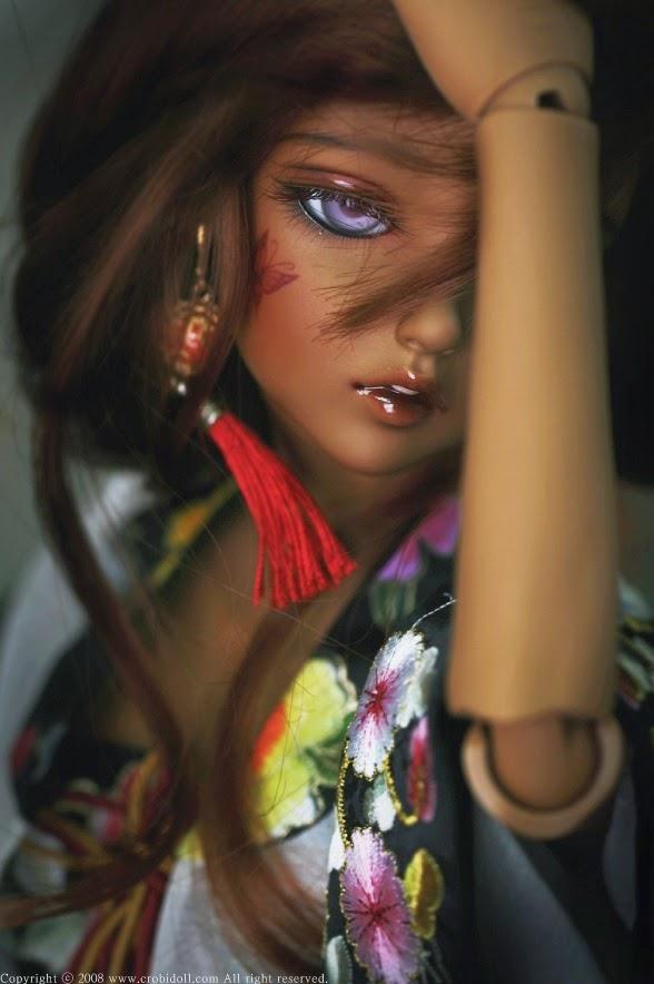 les petites demoiselles de jolie doll