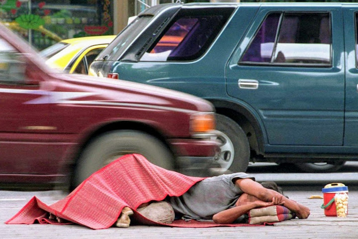 National census finds more people living on streets — Satang.info