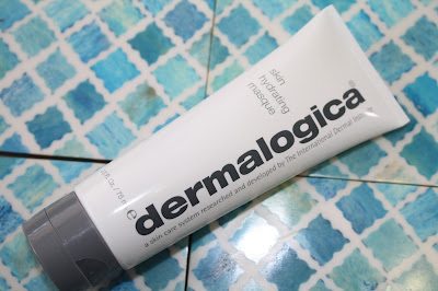 dermalogica skin hydrating masque mask review