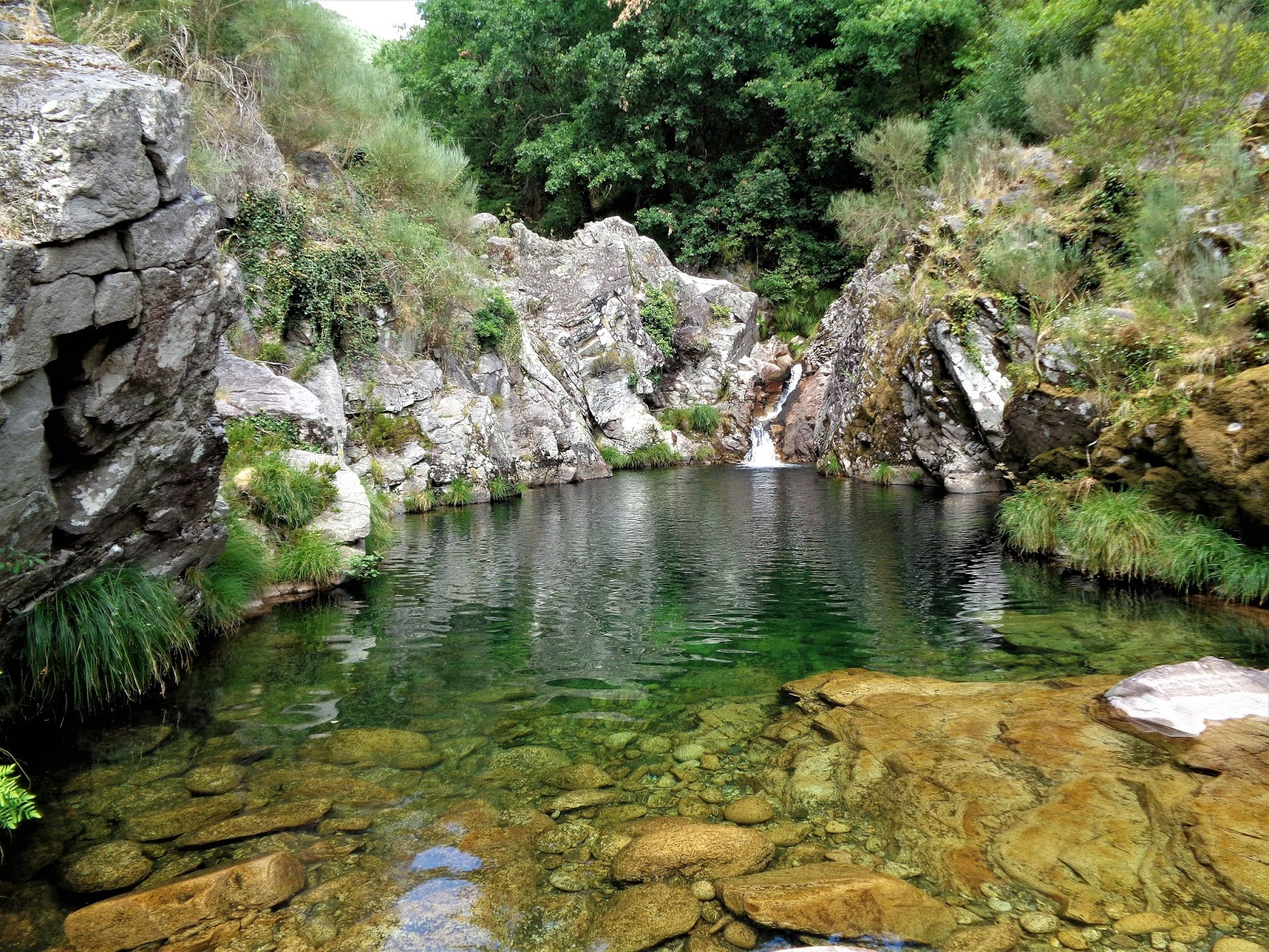 cascatas geres - poço bento