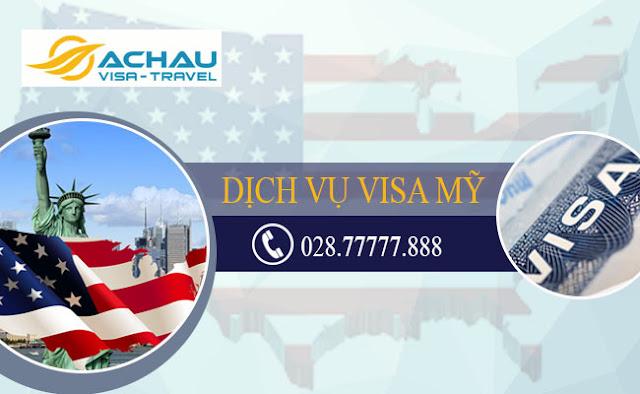 """""""Tất tần tật"""" kinh nghiệm xin visa du lịch Mỹ"""