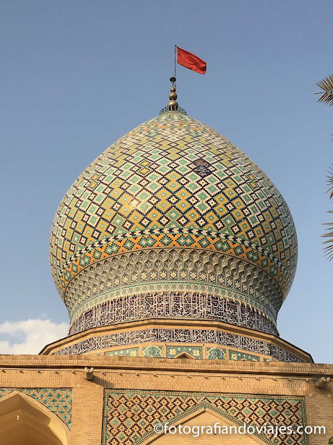 Mausoleo Ali-Ibn Hamzeh de Shiraz