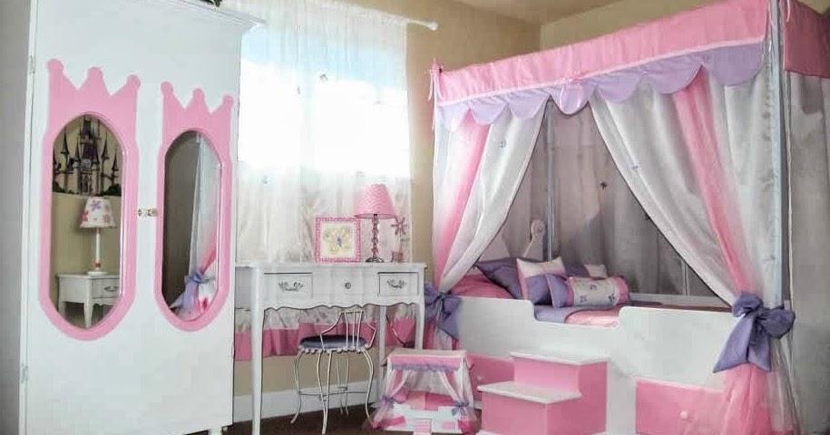 55 desain kamar tidur anak perempuan unik minimalis