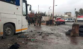 Tahrir Al-Syam Akui Serangan di Kompleks Suci Syiah di Damaskus