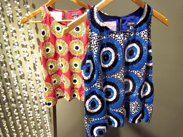 New African fashion designers
