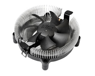Heatsink - Macam-Macam Perangkat Keras Komputer dan Penjelasannya