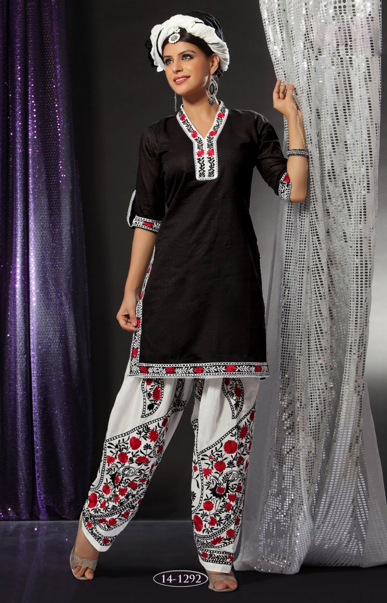 101caaf409 Patiala Shalwar Outfits–18 Best Ways to Wear Patiala Shalwar