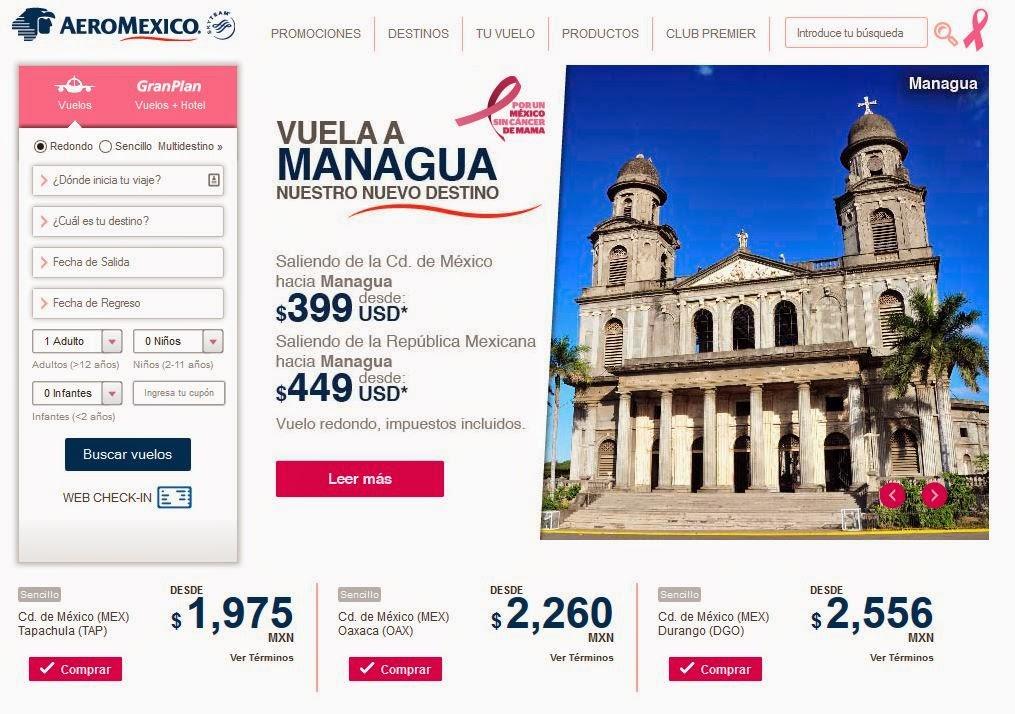 Mi Pasaje Aeromexico