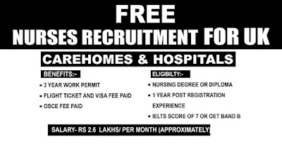 FREE RECRUITMENT FOR UK