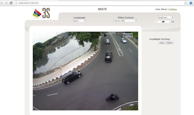 Kumpulan IP Link CCTV Monas - Naon Wae News