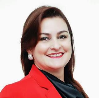 Ex-prefeita de Cuité Euda Fabiana confirma que é pré-candidata a deputada estadual