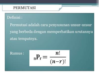 Pembahasan soal materi pemutasi matematika sma kelas 11