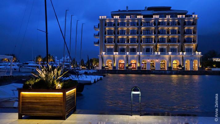 Отель Regent, Черногория