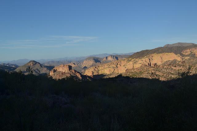 Palomino and the bigger peaks