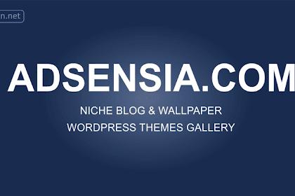 Pengalaman Beli Theme Wallpaper di Adsensia