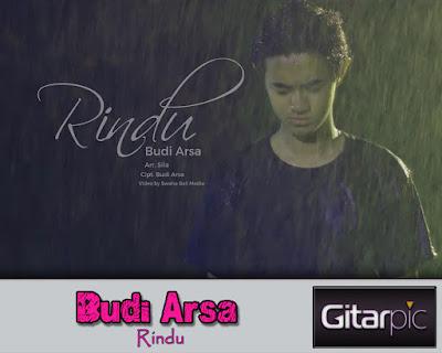 Chord Gitar Budi Arsa - Rindu