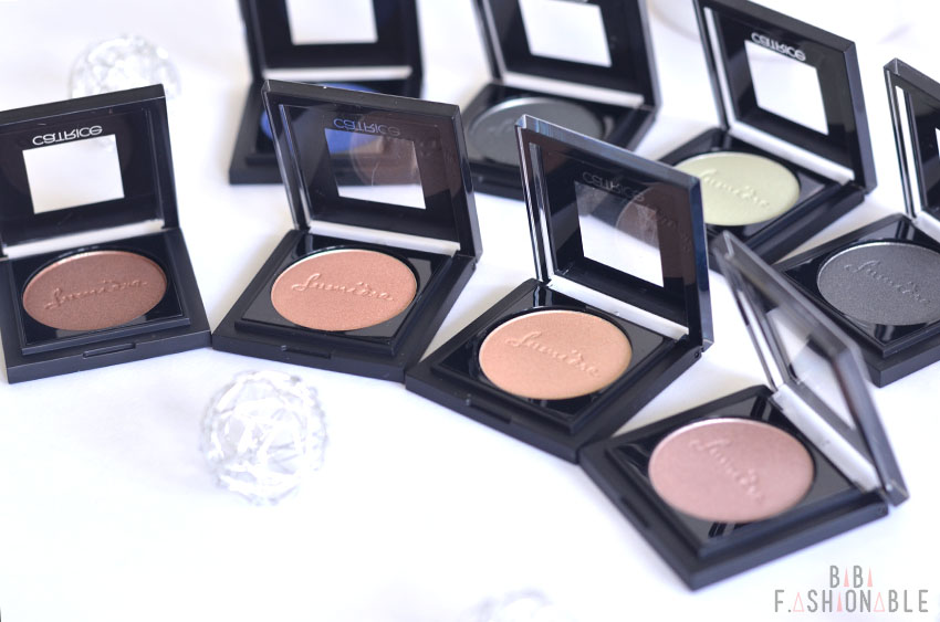 Catrice pret-a-Lumiere Longlasting Eyeshadows Nudetöne