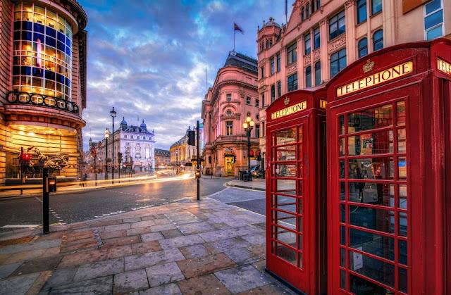 السياحة في بريطانيا