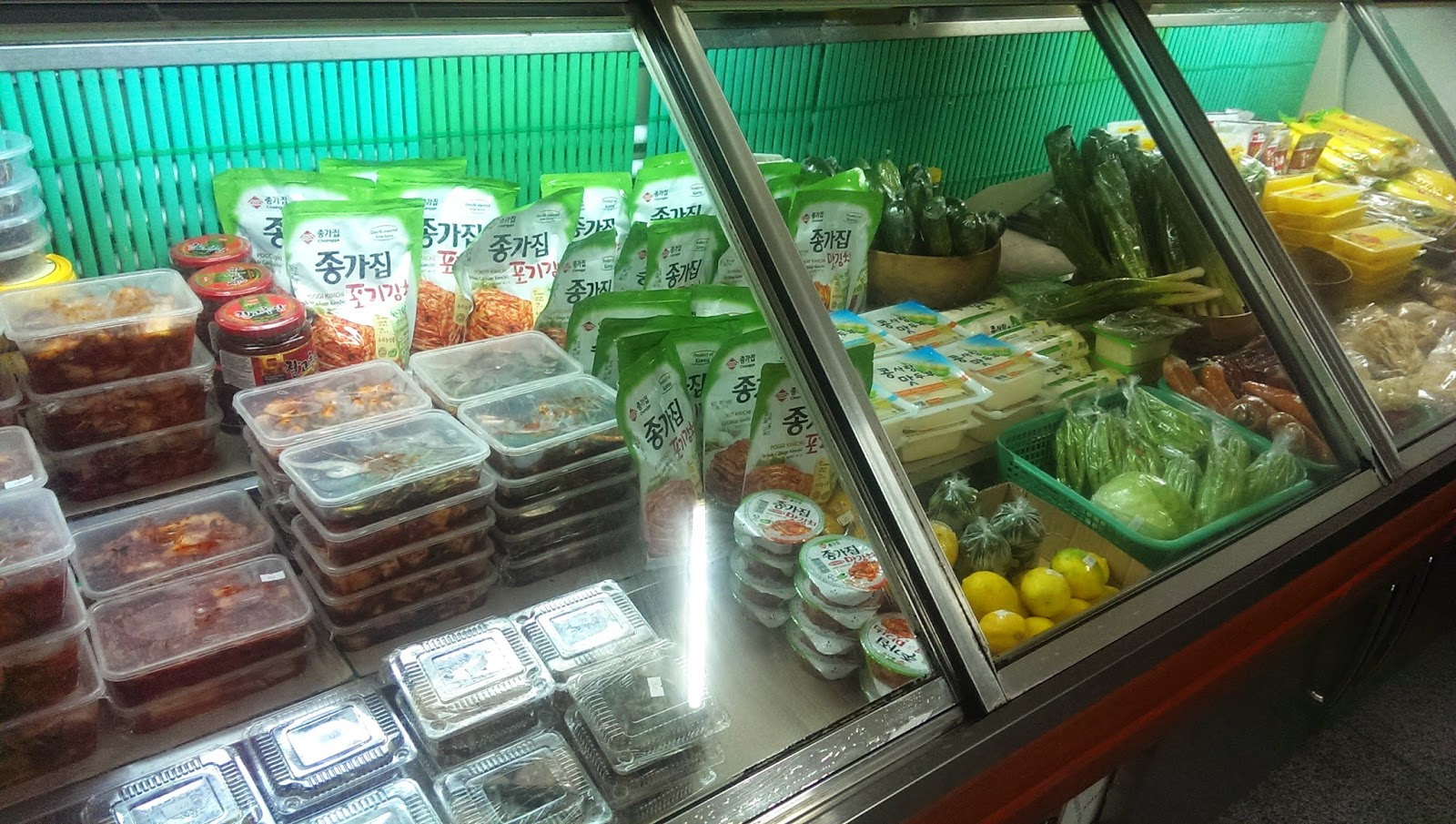 Korean Fresh Food Store Makati