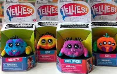 Игрушки Hasbro Yellies