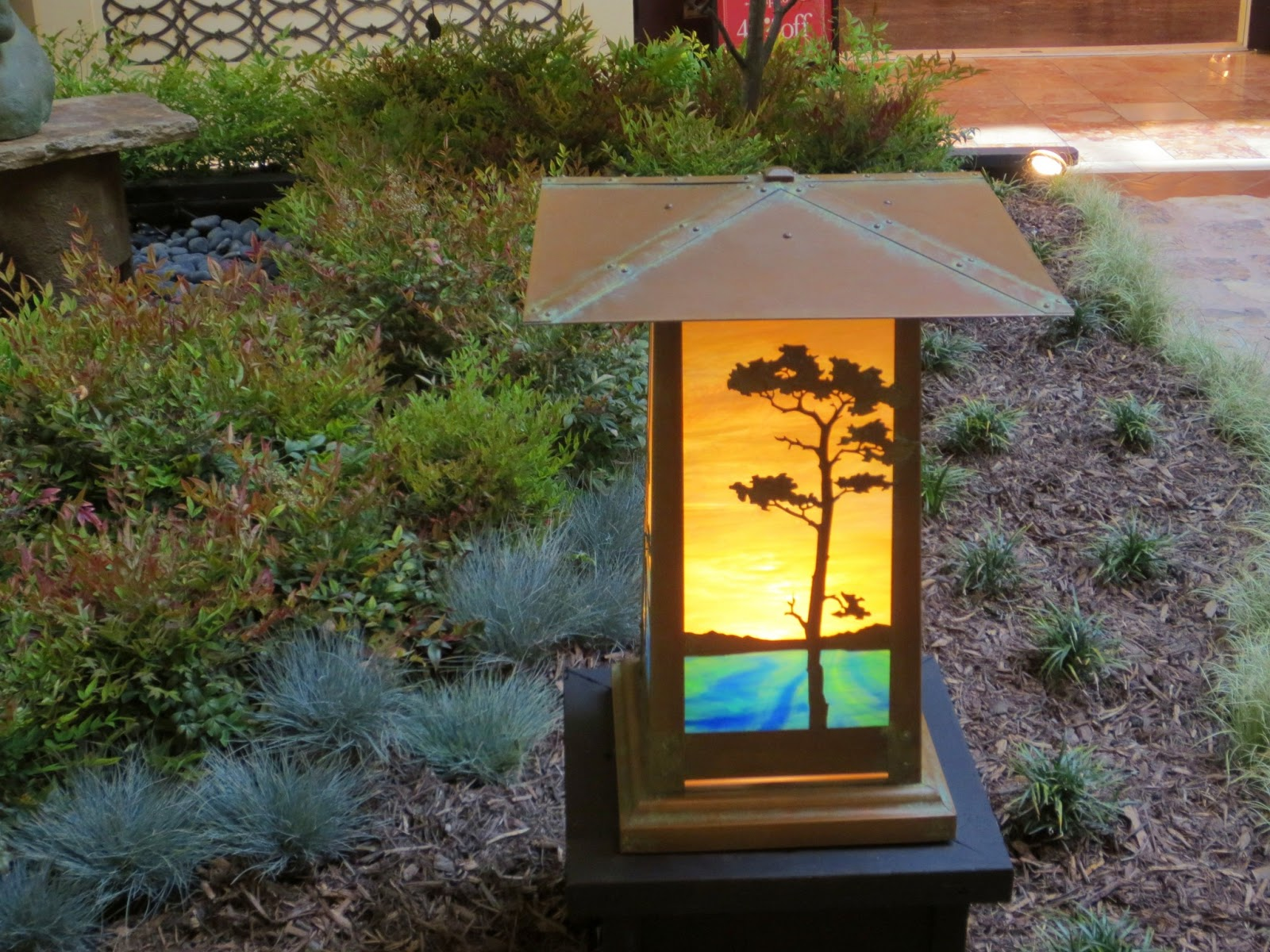 japanese outdoor lighting. Late To The Garden Party Japanese Outdoor Lighting O