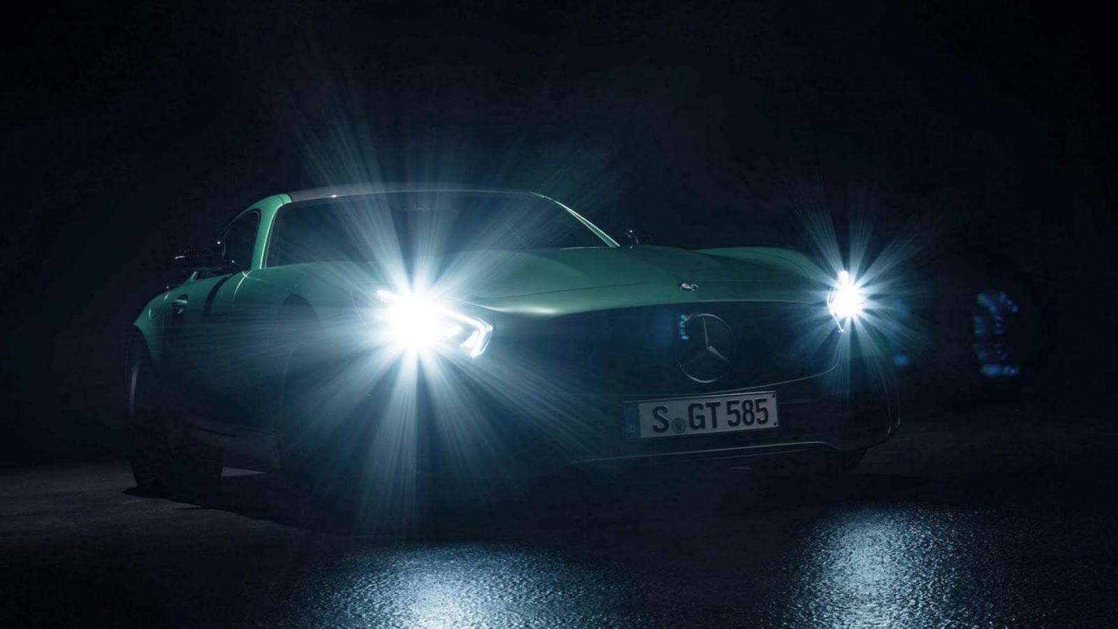 Mercedes AMG GT 'R'