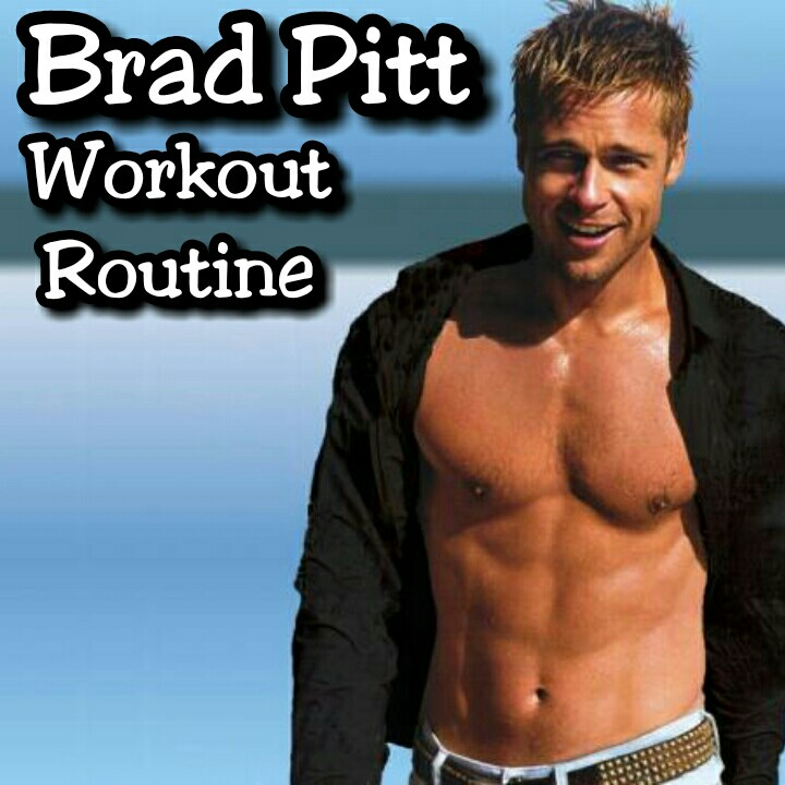 The gallery for --> Brad Pitt Body Workout
