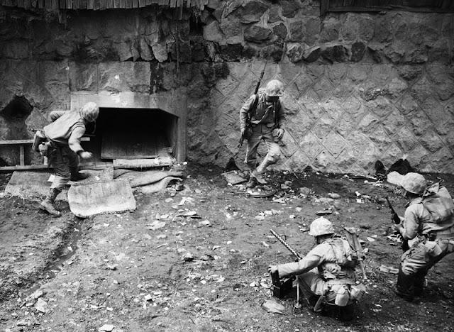 Operación de captura de un soldado norcoreano