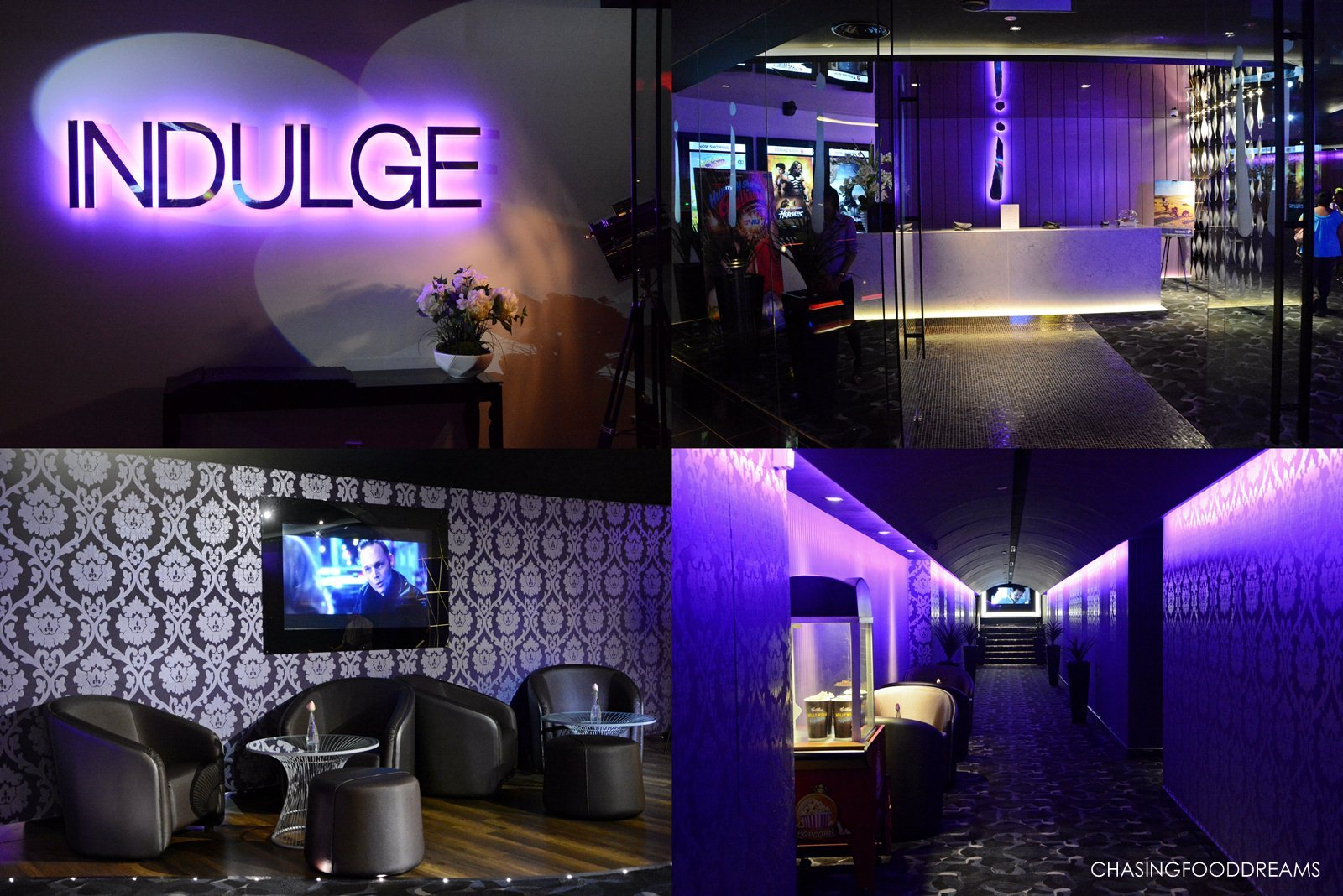CHASING FOOD DREAMS: Indulge, TGV Cinemas 1 Utama: Time to ...