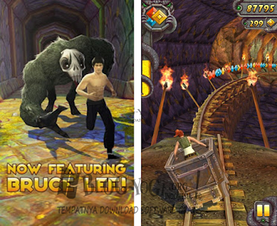 Temple Run 2 Mod Apk v1.21.1 Apk Gold Gems