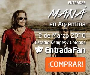 Tickets para Maná en Sudamérica