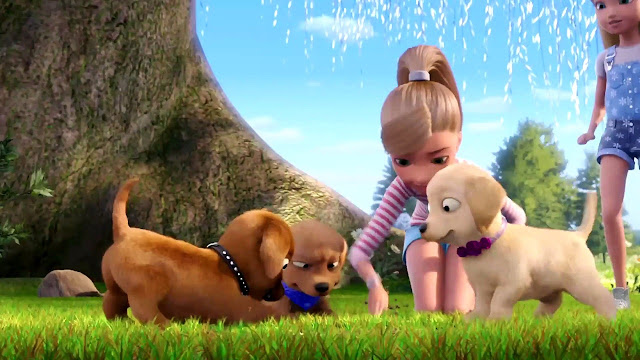 barbie and her sisters puppy rescue game