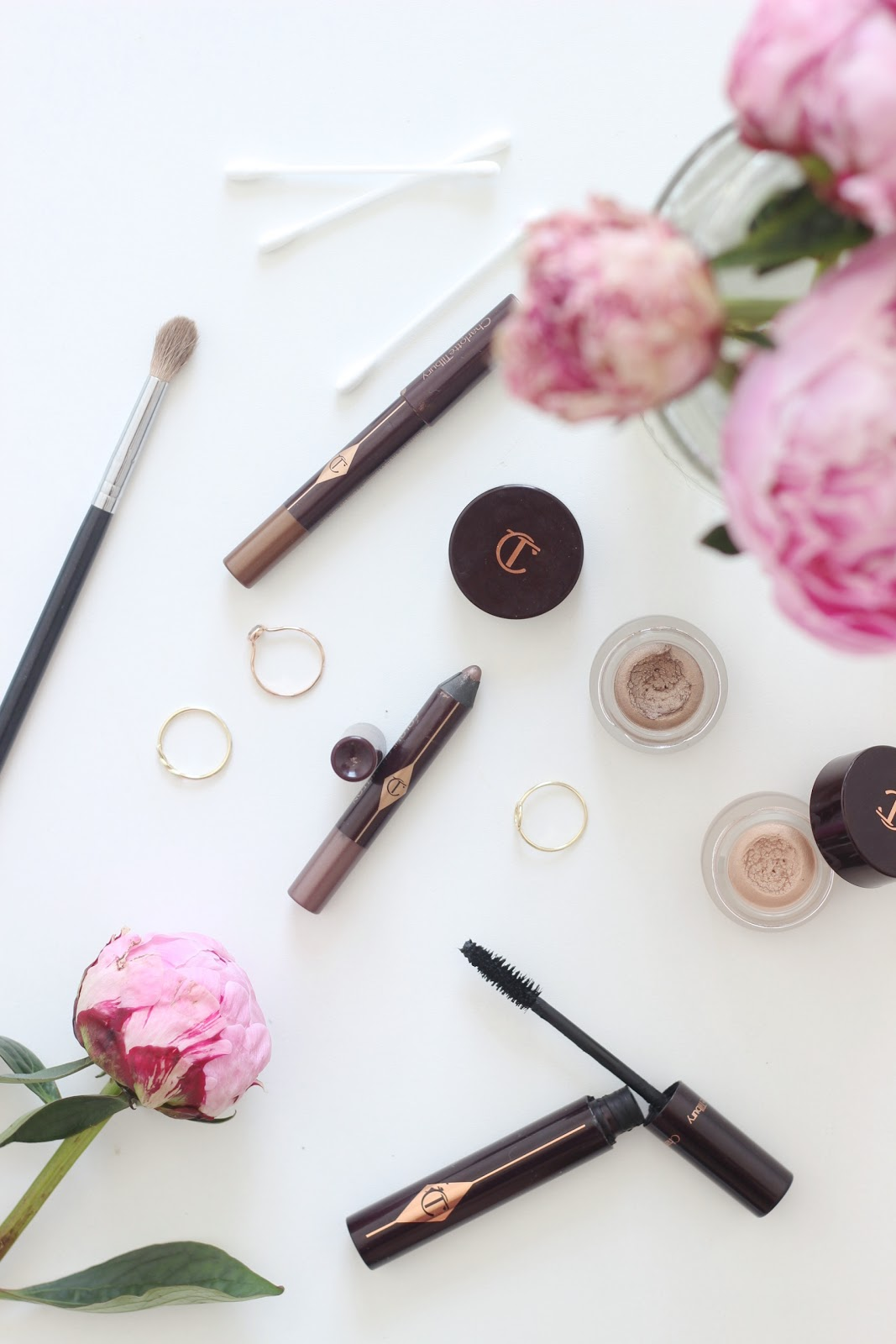 Summer Eyes With Charlotte Tilbury.
