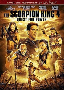 The Scorpion King 4: Quest for Power Legendado