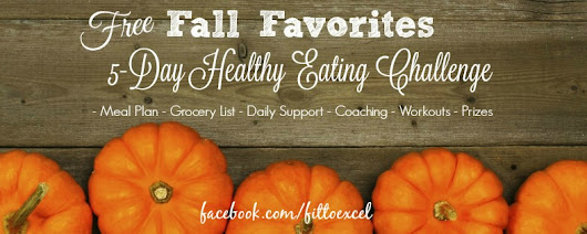 Fall Favorites Free 5 Day Clean Eating Group
