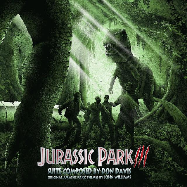 Le Blog De Chief Dundee Jurassic Park Iii Suite Don Davis