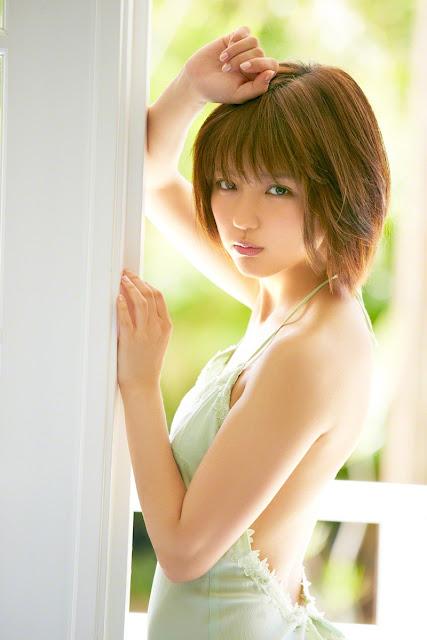 Erina Mano 真野恵里菜 Wanibooks Gravure Collection WBGC Pics 11