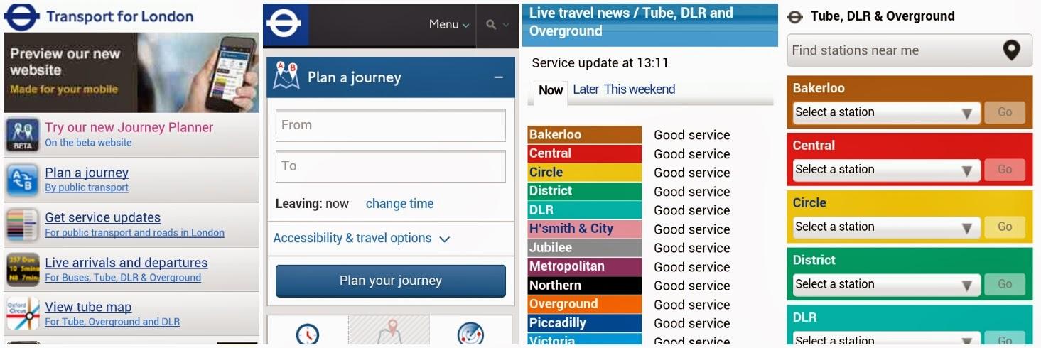 Becoming a London Transport Ninja