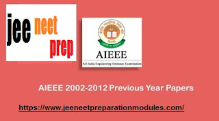 [PDF]DOWNLOAD AIEEE 2002-2012 Previous Year Papers with solutions|