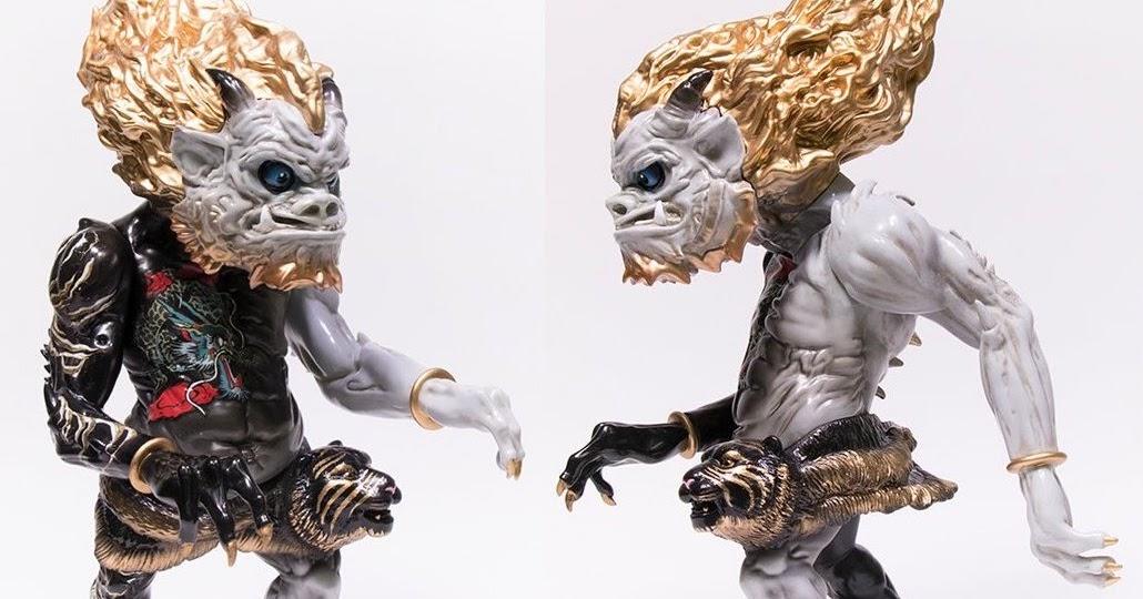 Skiinmode Oni Warrior Blogspot: #TOYSREVIL