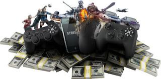 Cara Bermain Game Yang Bisa Menghasilkan Uang Hingga $1000