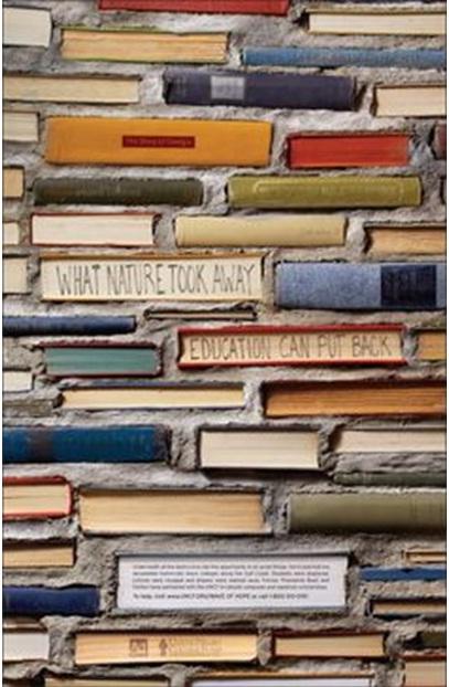 39. Buku jadi batu bata, atau dinding buku bata?