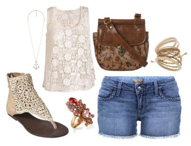 Outfits casuales verano!!