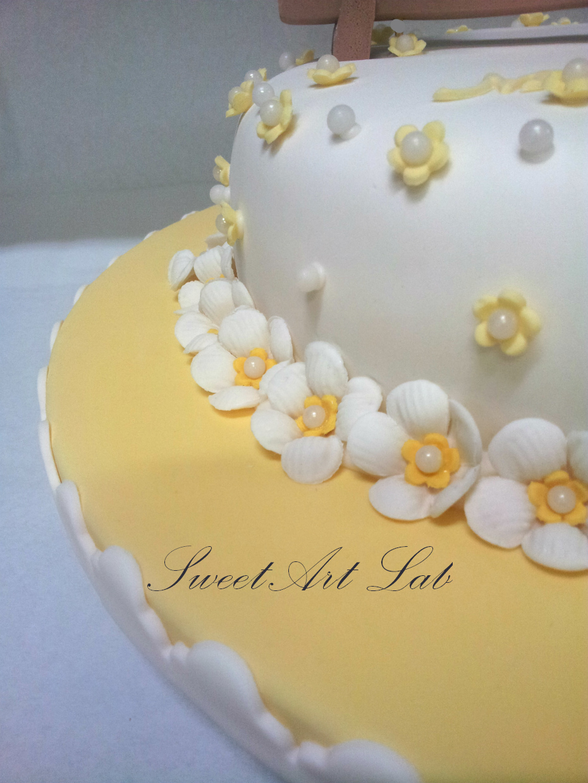 Famoso Michela Barocci Sugar Artist: Torta Cresima NL36