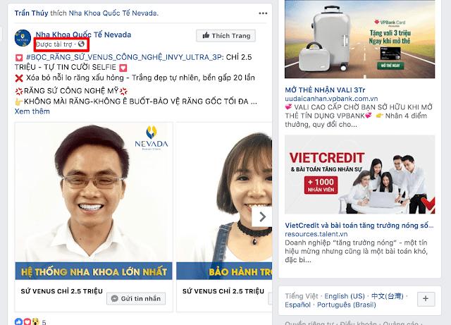 chạy quảng cáo facebook 2