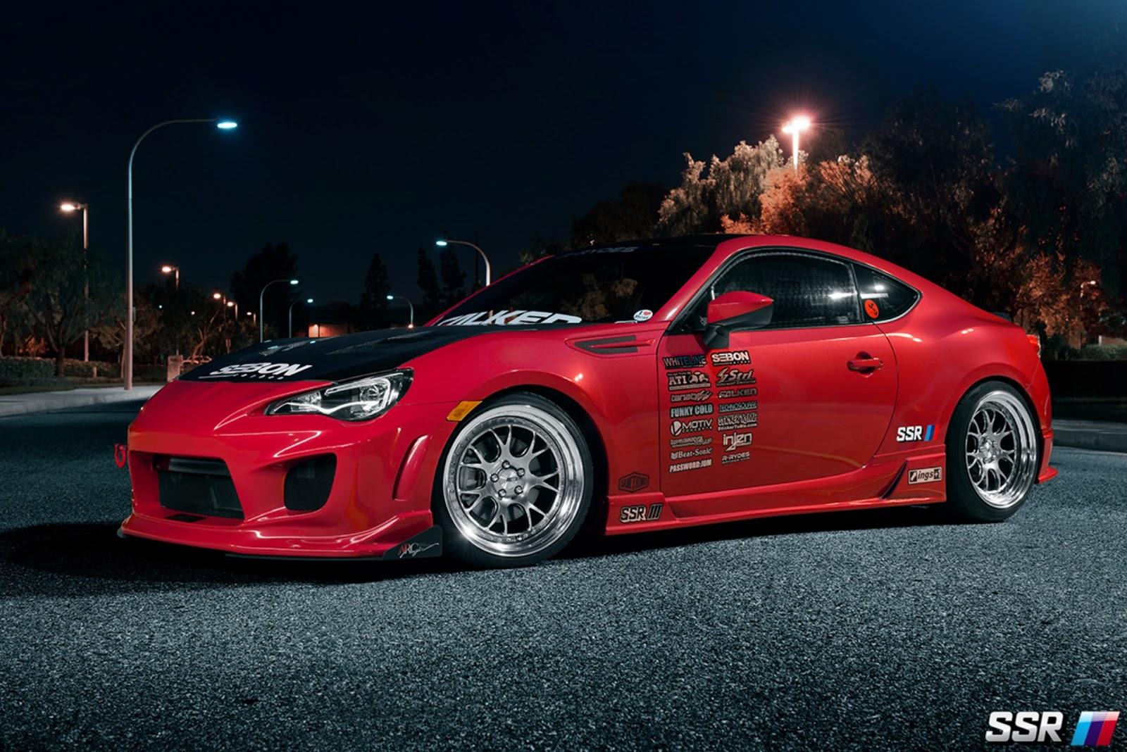 all cars nz 2012 subaru brz by ssr. Black Bedroom Furniture Sets. Home Design Ideas
